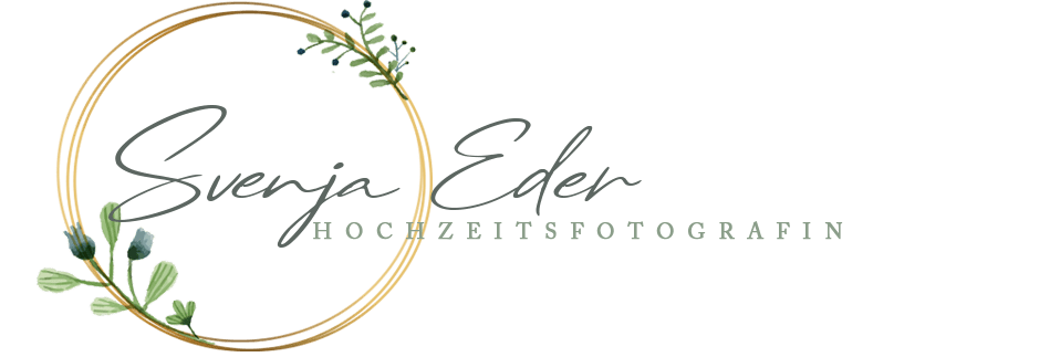 SVENJA EDER PHOTOGRAPHY - Hochzeit- & Familienfotografie
